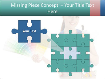 Professional Color Guide PowerPoint Templates - Slide 45