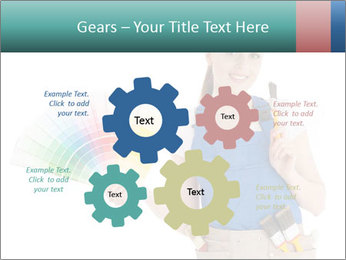 Professional Color Guide PowerPoint Templates - Slide 47