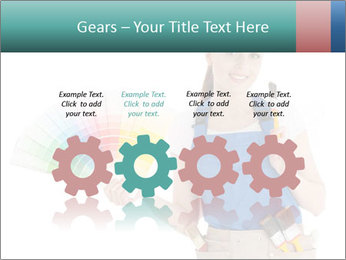 Professional Color Guide PowerPoint Templates - Slide 48