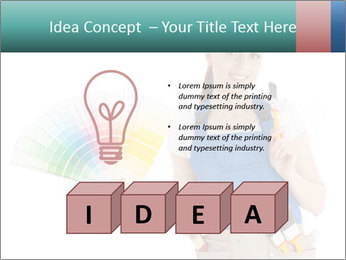 Professional Color Guide PowerPoint Templates - Slide 80