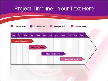 Bright Nail Polish PowerPoint Templates - Slide 25