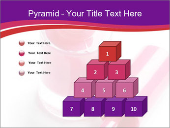 Bright Nail Polish PowerPoint Templates - Slide 31