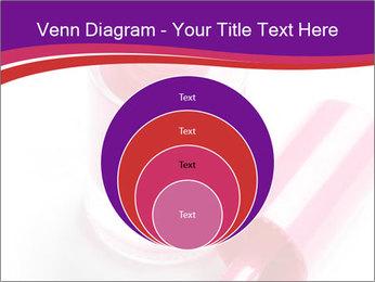 Bright Nail Polish PowerPoint Templates - Slide 34