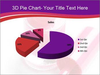 Bright Nail Polish PowerPoint Templates - Slide 35
