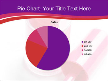 Bright Nail Polish PowerPoint Templates - Slide 36