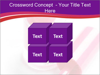 Bright Nail Polish PowerPoint Templates - Slide 39
