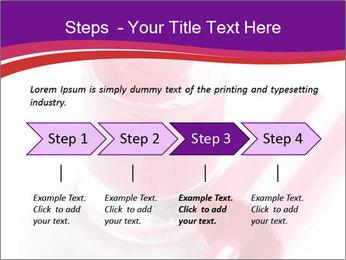 Bright Nail Polish PowerPoint Templates - Slide 4