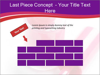 Bright Nail Polish PowerPoint Templates - Slide 46