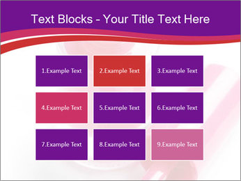 Bright Nail Polish PowerPoint Templates - Slide 68