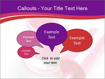 Bright Nail Polish PowerPoint Templates - Slide 73