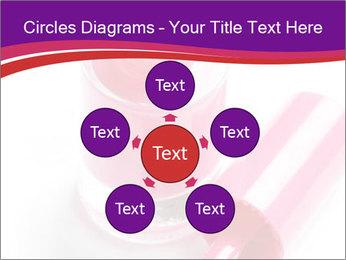 Bright Nail Polish PowerPoint Templates - Slide 78