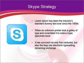Bright Nail Polish PowerPoint Templates - Slide 8