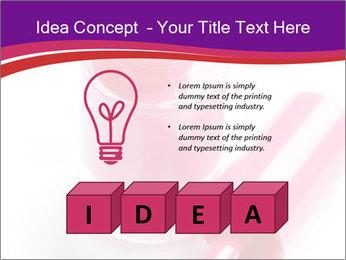 Bright Nail Polish PowerPoint Templates - Slide 80