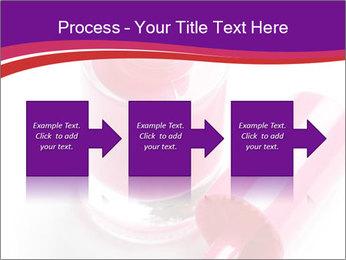 Bright Nail Polish PowerPoint Templates - Slide 88