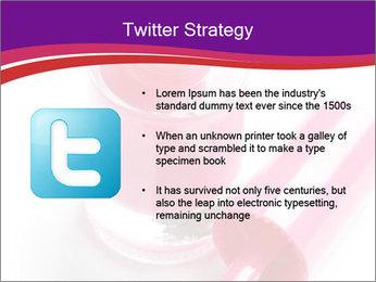 Bright Nail Polish PowerPoint Templates - Slide 9