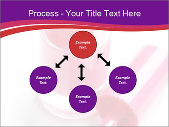 Bright Nail Polish PowerPoint Templates - Slide 91