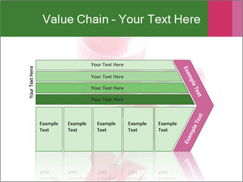 Open Bottle of Pink Nail Polish PowerPoint Template - Slide 27