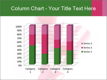 Open Bottle of Pink Nail Polish PowerPoint Template - Slide 50