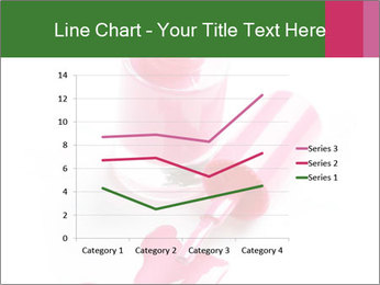 Open Bottle of Pink Nail Polish PowerPoint Template - Slide 54