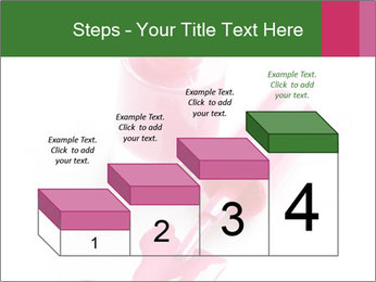 Open Bottle of Pink Nail Polish PowerPoint Template - Slide 64