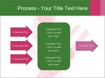 Open Bottle of Pink Nail Polish PowerPoint Template - Slide 85
