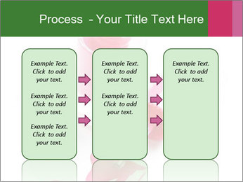 Open Bottle of Pink Nail Polish PowerPoint Template - Slide 86