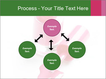 Open Bottle of Pink Nail Polish PowerPoint Template - Slide 91