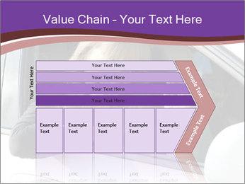 Woman Holding Car Keys PowerPoint Template - Slide 27