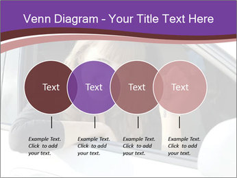Woman Holding Car Keys PowerPoint Template - Slide 32