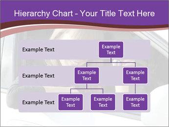 Woman Holding Car Keys PowerPoint Template - Slide 67