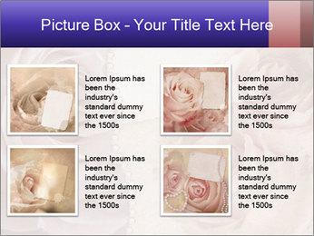 Wedding Scrapbooking PowerPoint Templates - Slide 14