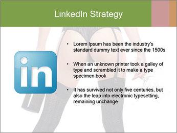 Lingerie for Special Dinner PowerPoint Templates - Slide 12