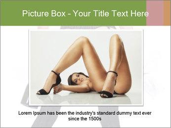 Lingerie for Special Dinner PowerPoint Templates - Slide 16