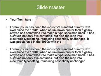 Lingerie for Special Dinner PowerPoint Templates - Slide 2