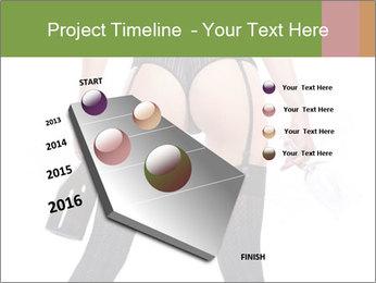 Lingerie for Special Dinner PowerPoint Templates - Slide 26