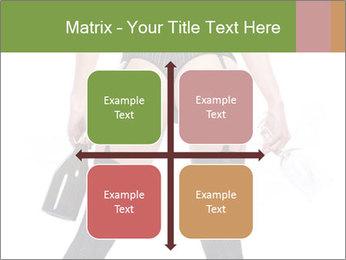 Lingerie for Special Dinner PowerPoint Templates - Slide 37
