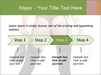 Lingerie for Special Dinner PowerPoint Templates - Slide 4