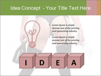 Lingerie for Special Dinner PowerPoint Templates - Slide 80