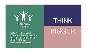 0000063901 Business Card Template