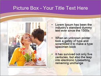 Romantic Kiss PowerPoint Template - Slide 13