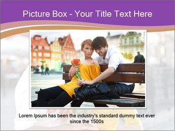 Romantic Kiss PowerPoint Templates - Slide 15
