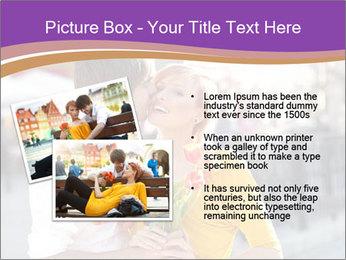 Romantic Kiss PowerPoint Templates - Slide 20