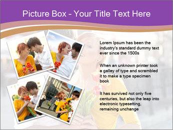Romantic Kiss PowerPoint Templates - Slide 23