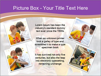 Romantic Kiss PowerPoint Template - Slide 24