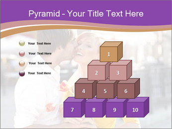 Romantic Kiss PowerPoint Templates - Slide 31