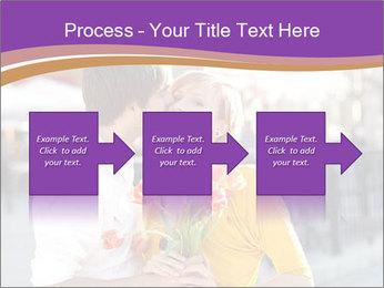 Romantic Kiss PowerPoint Templates - Slide 88