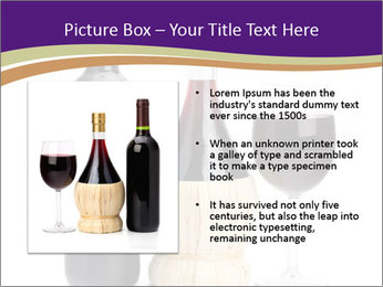Sweet Red Wine PowerPoint Template - Slide 13