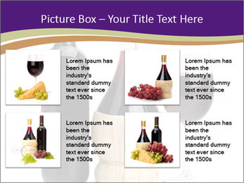 Sweet Red Wine PowerPoint Templates - Slide 14