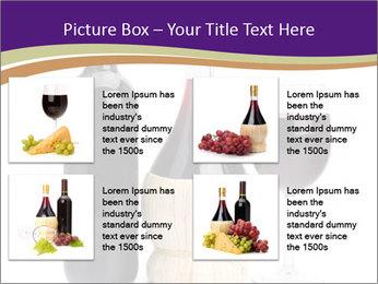 Sweet Red Wine PowerPoint Template - Slide 14