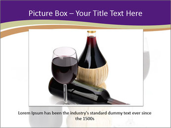 Sweet Red Wine PowerPoint Template - Slide 15